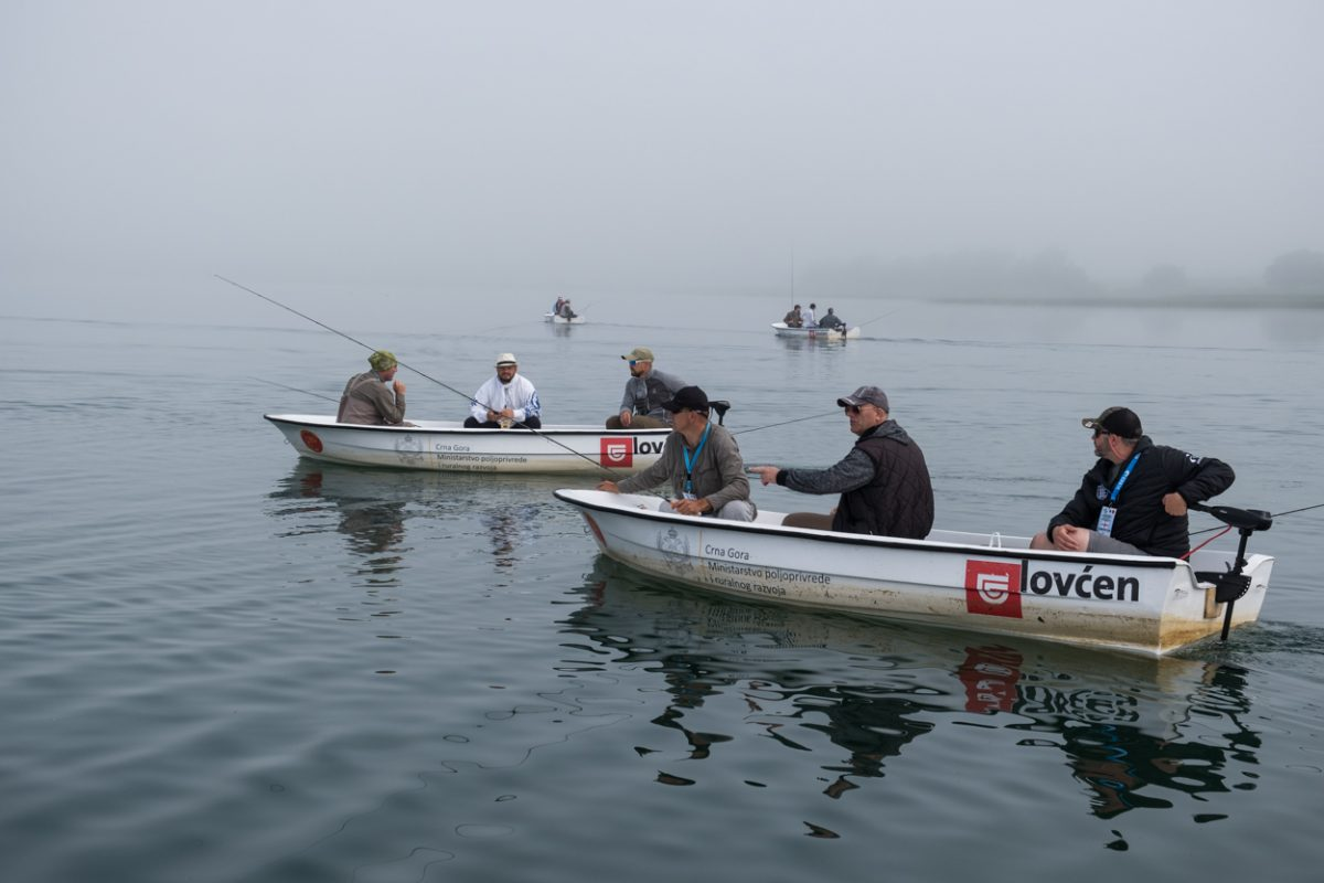 European Fly Fishing Competition Descends on Northern