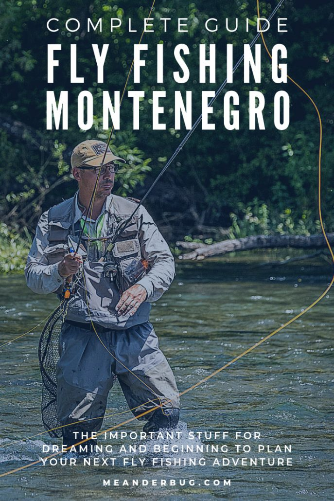 The Complete Guide to Fly Fishing in Montenegro