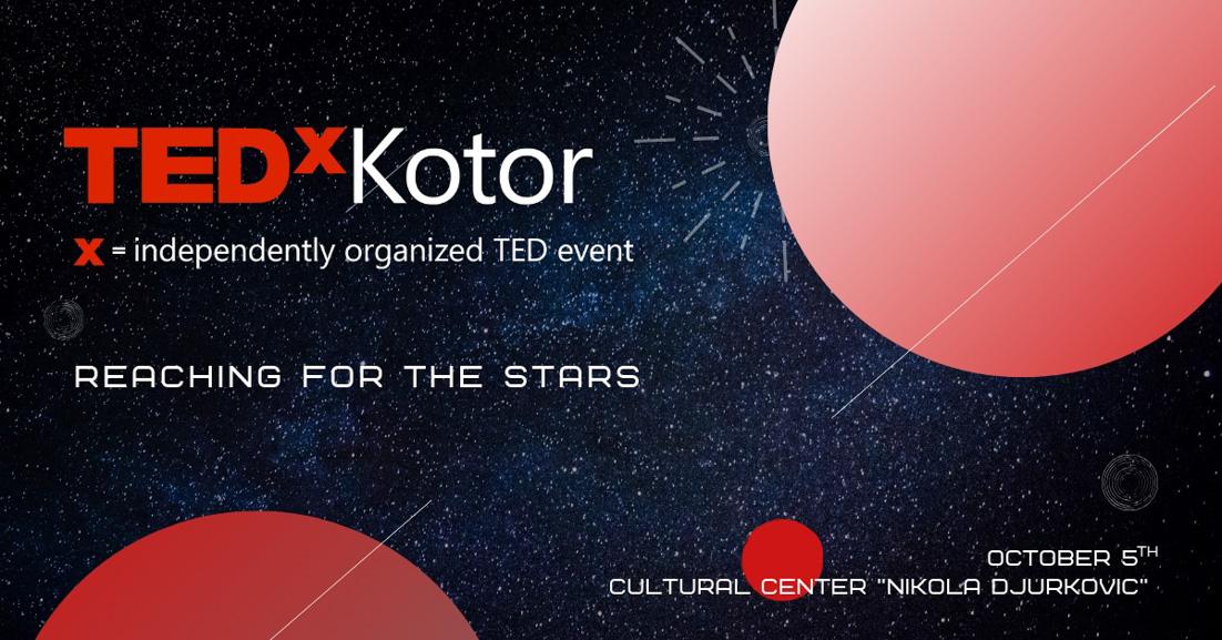 TEDx Kotor, Montenegro 2019