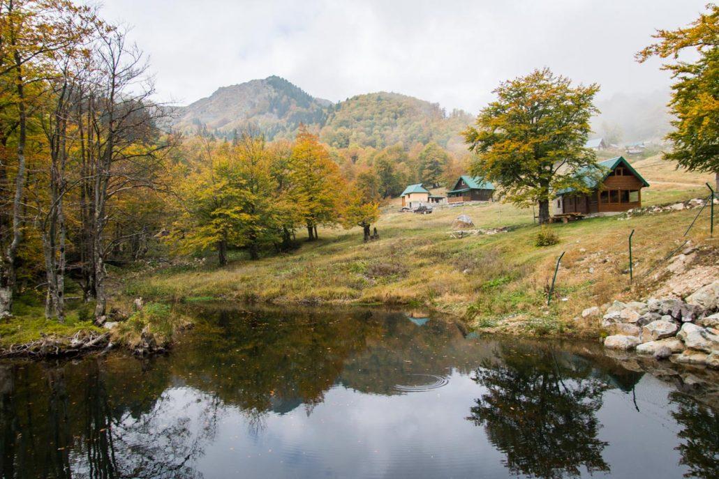 Senica Katun - katun life helps form Montenegrin culture