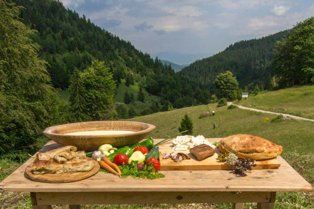 Katun food and approach to life is key to Montenegrin culture