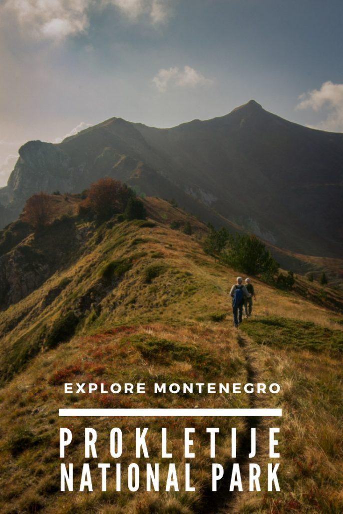 Explore Prokletije National Park in Montenegro