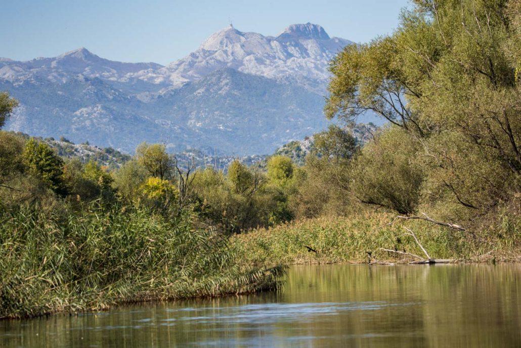 Lovcen and Skadar Lake National Park show nature diversity in Montenegro