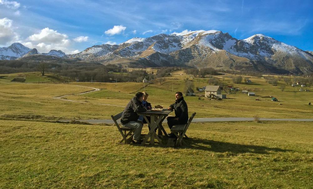 Neighbors in Montenegro - Durmitor National Park