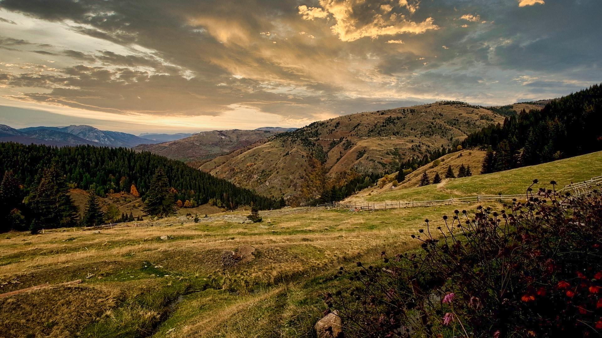 the scenic mountain bounty gastro route in Montenegro